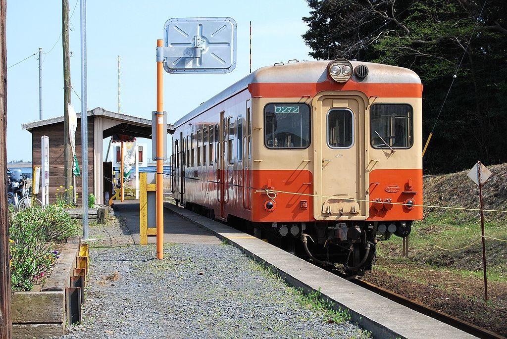 ひたちなか海浜鉄道 キハ205(Photo by: Toshinori baba / Wikimedia Commons / CC-BY-SA-4.0)※画像の車両は商品とは仕様が異なる場合があります。