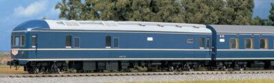 【KATO】(HO)20系 特急形寝台客車 再生産