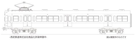 【エンドウ】西武鉄道 451系・601系