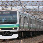 E231系0番代 常磐線(Photo by:MaedaAkihiko / Wikimedia Commons / CC-BY-SA-4.0)※画像の車両は商品とは仕様が異なることがあります