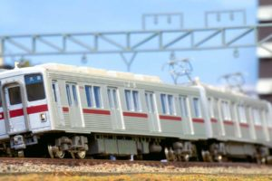 GREENMAX グリーンマックス30457 30458 東武10000型(未更新車・伊勢崎線・旧ロゴ)