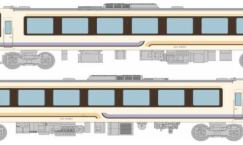 鉄道コレクション  秋田内陸縦貫鉄道 AN8900(オリジナルカラー) 2両セットB