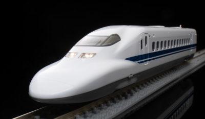 【TOMIX】ファーストカーミュージアム 700系東海道・山陽新幹線 のぞみ 発売