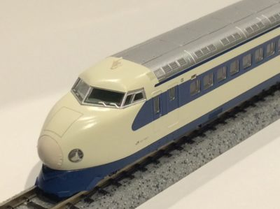 【KATO】京都駅店特製品 0系新幹線(22-7007)発売