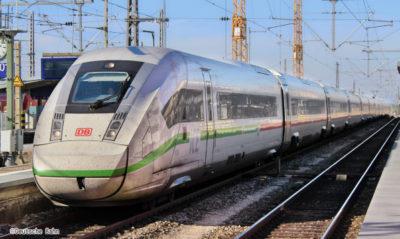 【KATO】ドイツ高速鉄道 ICE4(グリーン帯)発売