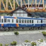 GREENMAX グリーンマックス 50587 JRキハ110形(200番代・飯山線・リバイバルカラー)2両編成セット(動力付き)