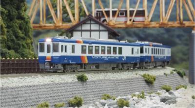 【グリーンマックス】キハ110形200番代 飯山線(リバイバルカラー)再生産