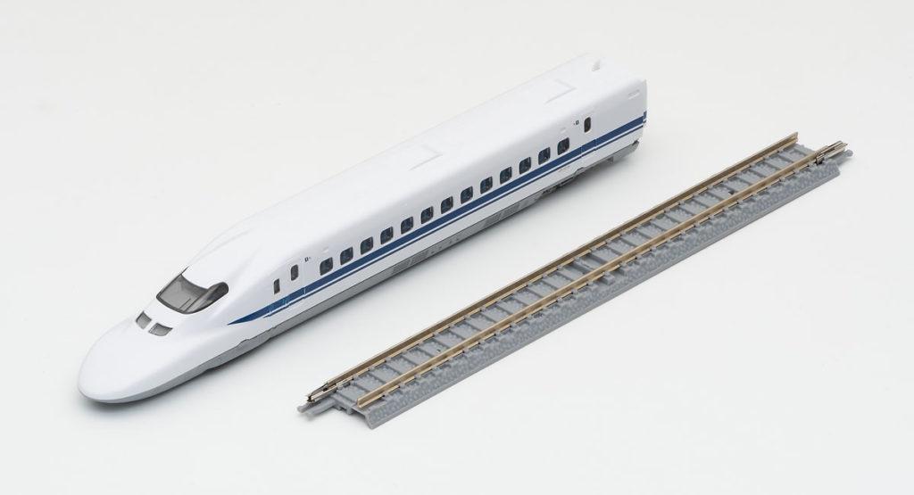 TOMIX トミックス FM-022 ファーストカーミュージアム JR700系東海道・山陽新幹線(のぞみ)