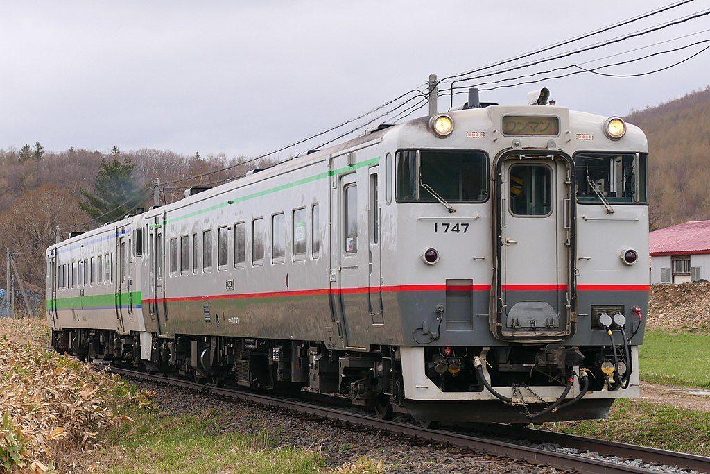 キハ40形1700番代(Photo by:MaedaAkihiko / Wikimedia Commons / CC-BY-SA-4.0)※画像の車両は商品とは仕様が異なることがあります