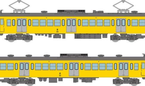 鉄道コレクション 西武鉄道401系 421編成 2両セット
