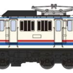 MICROACE マイクロエース A1049 Cタイプ電気機関車 やすらぎ色