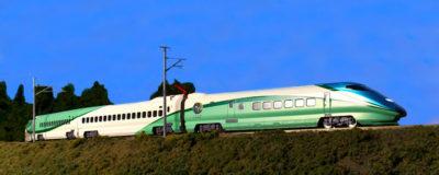 【KATO】E3系700番台 山形新幹線〈とれいゆ つばさ〉再生産