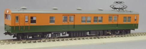 エンドウ 国鉄クモニ83・JR西日本クモハ84形