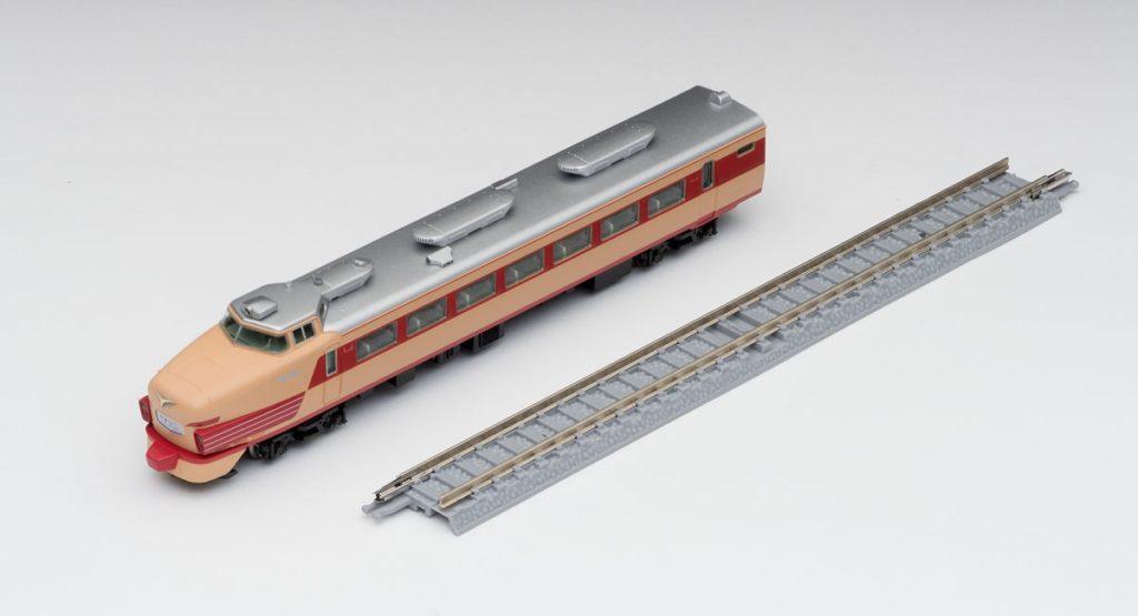 TOMIX トミックス FM-011 ファーストカーミュージアム 国鉄 485系特急電車(やまびこ・ボンネット)