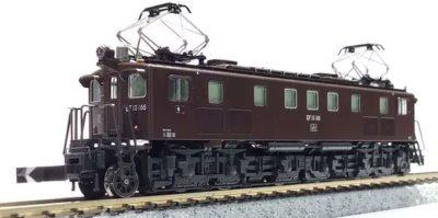 【KATO】京都駅店特製品 D51形646号機(シールドビーム副灯付・八王子機関区)発売
