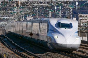 N700S(Photo by:MaedaAkihiko / Wikimedia Commons / CC-BY-SA-4.0)※画像の車両は商品とは仕様が異なることがあります