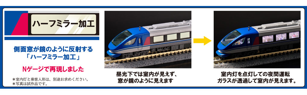 KATO カトー 10-1693 智頭急行 HOT7000系 「スーパーはくと」