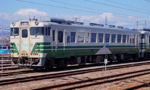 キハ40形2000番代(Photo by: 掬茶 / Wikimedia Commons / CC-BY-SA-4.0)※画像の車両は商品と仕様が異なる場合があります