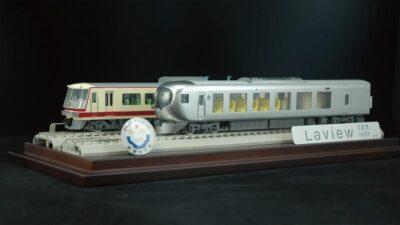 【エンドウ】(HO)限定品 西武鉄道 001 系・5000系 先頭車ディスプレイモデル 発売