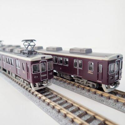 【鉄コレ】限定品 能勢電鉄7200系 発売
