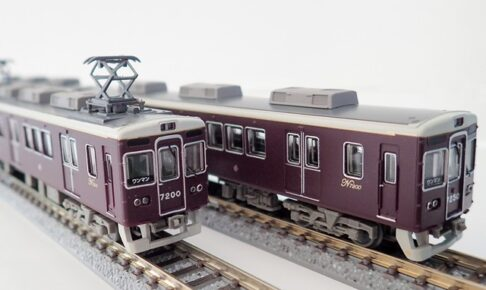 鉄道コレクション 能勢電鉄 7200系4両セット