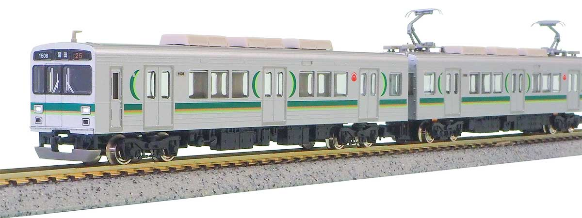 GREENMAX グリーンマックス gm 30625 東急1000系(1500番代・強化型スカート)3両編成セット(動力付き)