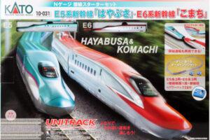 KATO カトー 10-005 E5系・E6系 複線スターターセット