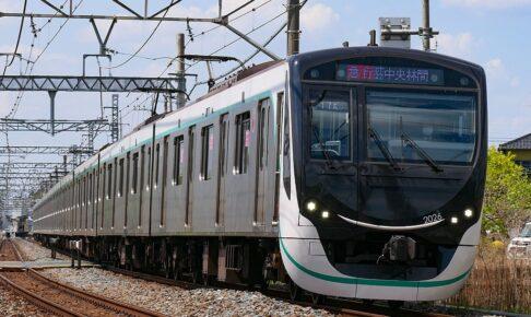 東急2020系(Photo by:MaedaAkihiko / Wikimedia Commons / CC-BY-SA-4.0)※画像の車両は商品とは仕様が異なることがあります
