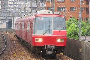 名鉄5300系(Photo by: ButuCC / Wikimedia Commons / CC-BY-SA-3.0)※画像の車両は商品と仕様が異なる場合があります