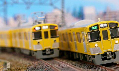 GREENMAX グリーンマックス gm 31556 西武新2000系(後期形・新宿線・2049編成・行先点灯)