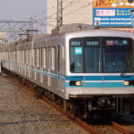 東京メトロ05系 東西線(Photo by:Cassiopeia sweet / Wikimedia Commons / パブリックドメイン )※画像の車両は4次車ではありません。商品と仕様が異なる場合があります。